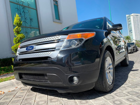 Ford Explorer Xlt Piel Sync Dvd 2014