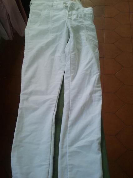 Pantalon Blanco De Vestir Para Dama