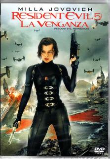 Resident Evil 5 ( Milla Jovovich ) Dvd Original Nuevo Sellad