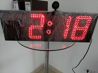Reloj Cronometro Digital De 75 X 25 Para Canchas Y Otros