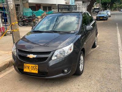 Chevrolet Sail Sail Ltz 2014