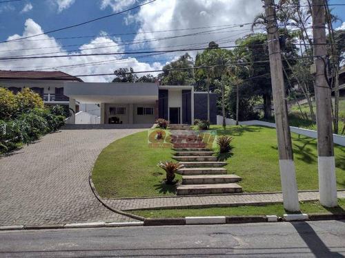 Casa Com 3 Dormitórios À Venda, 430 M² Por R$ 3.500.000,00 - Condomínio Arujazinho I, Ii E Iii - Arujá/sp - Ca0248