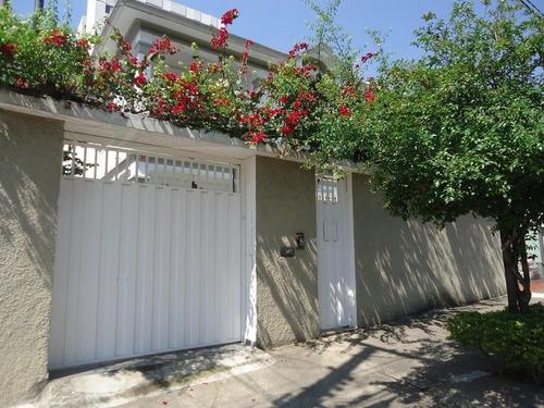 Casa Sobrado Para Venda, 4 Dormitório(s), 320.0m² - 4769