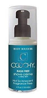 Crema De Afeitar Coochy Shave Créme-fragrance Free 4 Oz