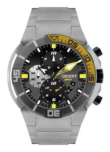 Relógio Orient Seatech Titanium Mbttc003 Troca Pulseira