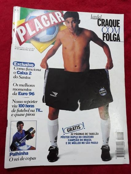 Revista Placar N 1117 Jul 96- Poster Cruzeiro Bi Copa Brasil