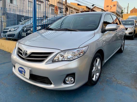 Toyota Corolla 1.8 Gli Flex!!! Impecável!!!
