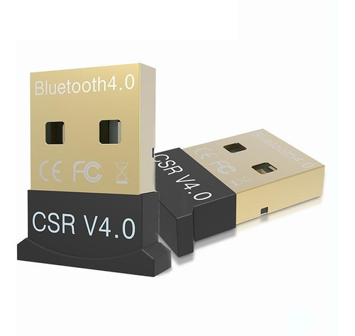 Mini Bluetooth 4.0 Usb 20m Modo Dual Adaptador Rsc Usb