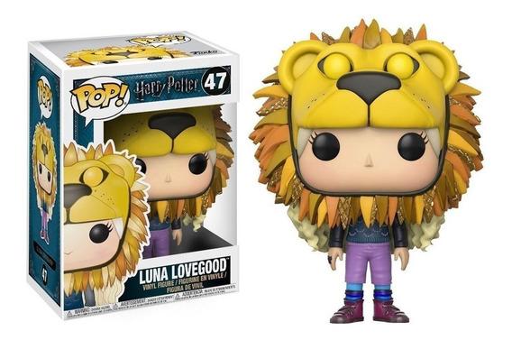 Funko Pop! Luna Lovegood 47 - Harry Potter Coleccionable
