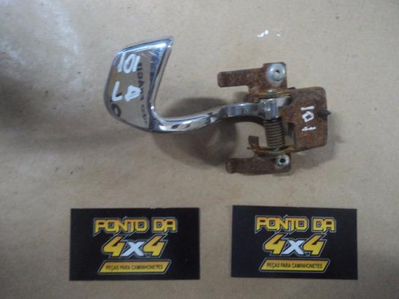 Maçaneta Interna S10 1996 A 2011 Lado Direito Cromado