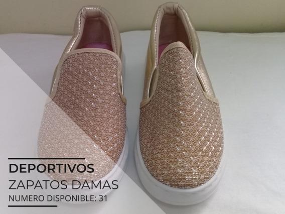 Zapatos Deportivos Para Damas Bloom Numero 31