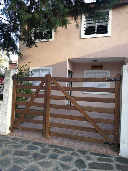 Alquiler-mar Del Tuyu - Wifi-el Capricho - Casa 4 /3 Amb.
