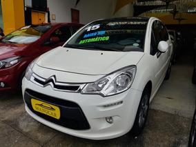 Citroën C3 1.6 Exclusive Bva 2015