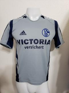 Camisa Schalke04 Away Kuranyi 22 Importada