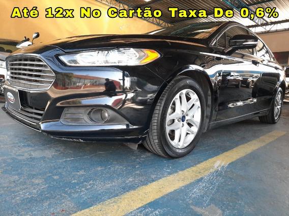 Ford Fusion 2.5 2016 Flex Com Teto - Baixo Km