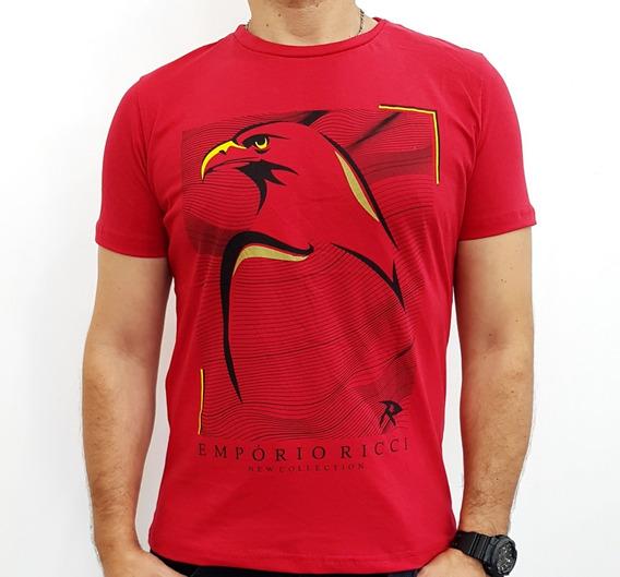Camiseta Masculina Empório Ricci