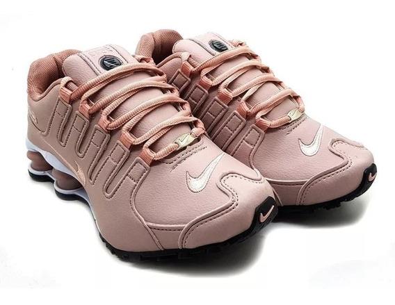 Tênis Nike Shoz Nz Eu Rosa Original Importado