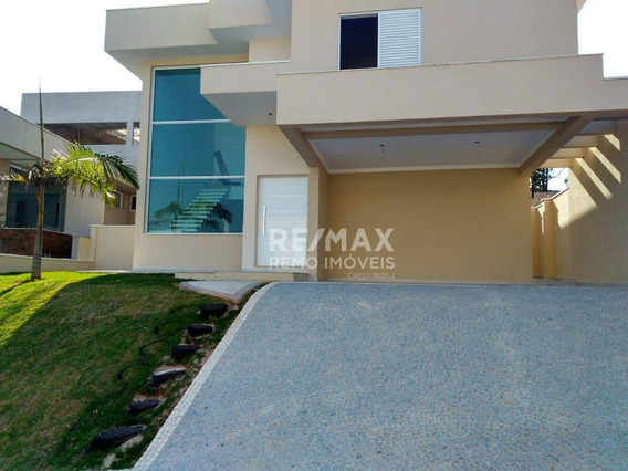 Casa Com 3 Dormitórios Para Alugar, 285 M² Por R$ 7.800/mês - Condomínio Village Visconde De Itamaracá - Valinhos/sp - Ca6505
