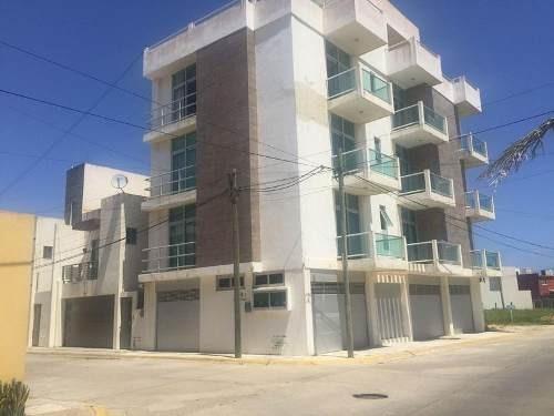 Departamento Amueblado En Renta, Priv. Rufino Tamayo, Fracc. Paraíso.