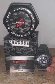 Relógio Gshock Camuflado