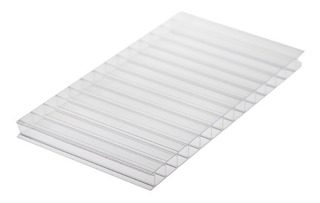 Kit Para Cobertura 4,00 X 4,00 - Policarbonato Alveolar 6mm