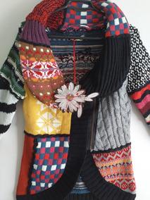 Chaleco Desigual Pullover Multicolor