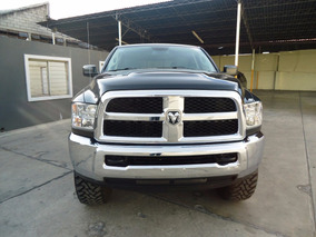 Dodge Ram 2500 Crew Cab Heavy Duty 4x4 2015