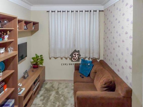Apartamento Com 1 Dormitório À Venda, 39 M² Por R$ 199.900 - Jardim Nova Europa - Campinas/sp - Ap1377