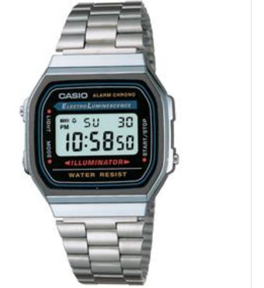 Relogio Digital Casio A158 Retrô Vintage Original