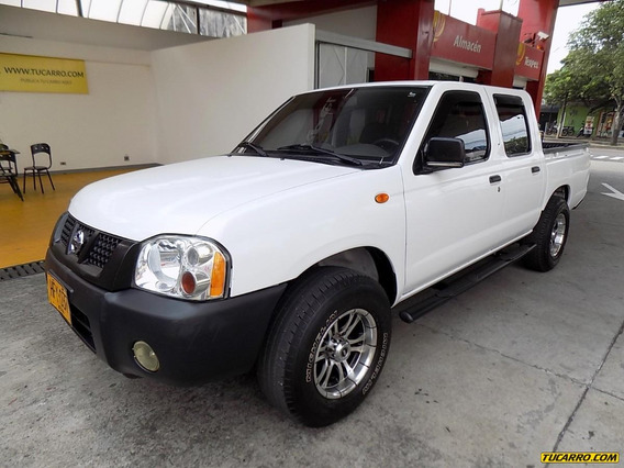 Nissan Frontier D22 Np300 Mt 4x2 2400cc