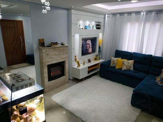 Casa Com 2 Dormitórios À Venda, 60 M² Por R$ 339.000,00 - Jardim Califórnia - Barueri/sp - Ca0134