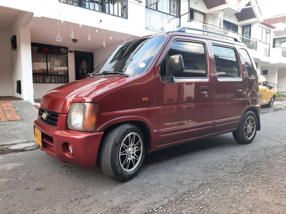 Chevrolet Wagon R 2002 1.2l