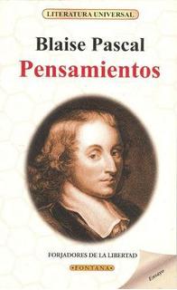 Pensamientos - Blaise Pascal