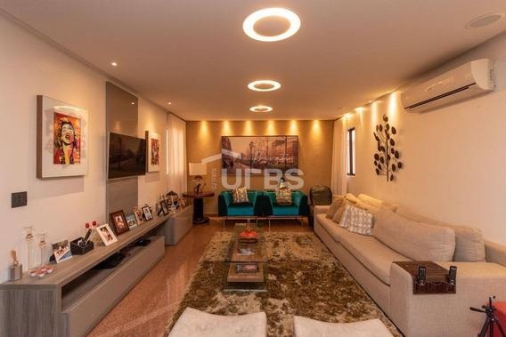 Apartamento Com 4 Dormitórios À Venda, 241 M² Por R$ 990.000 - Setor Bueno - Goiânia/go - Ap3017