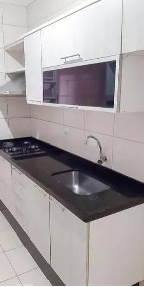 Apartamento Com 3 Dormitórios Para Alugar, 65 M² Por R$ 1.540/mês - Ponte Grande - Guarulhos/sp - Ap0148
