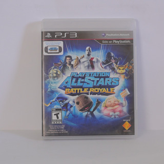 Play Station All-stars Battle Royal - Playstation 3 Ps3