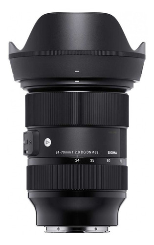 Lente Sigma 24-70mm F2.8 Art Dg Dn Para Sony E