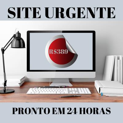 Site Urgente: Pronto Em 24 Horas