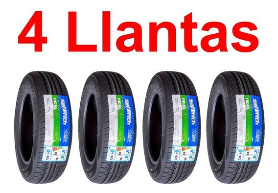Llantas 175/70r13 Saferich (4 Llantas)
