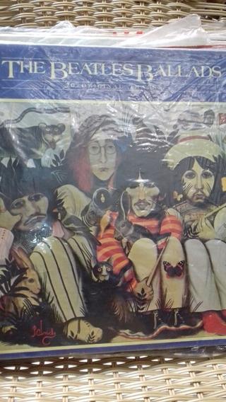 Lp The Beatles Ballads 20 Original Tracks