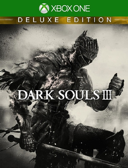 Dark Souls 3 Deluxe Xbox One - 25 Dígitos (envio Flash)