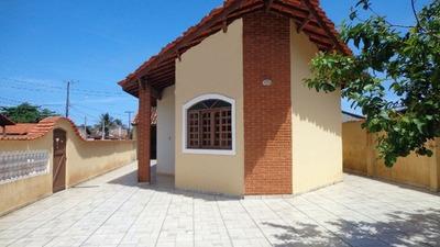 Casa De Esquina No Jardim Jamaica,itanhaém-sp 4933-p
