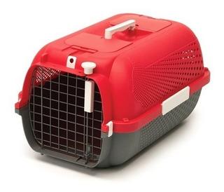 Jaula Transportadora Carrier N°1 Para Perros Y Gatos Avion