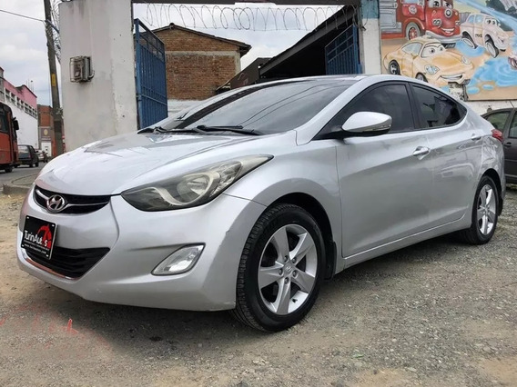 Hyundai Elantra I35 1.8 Mt Año 2012