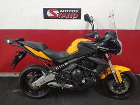 Kawasaki Versys 650 Abs 2012 Amarela Amarelo
