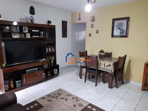 Casa Com 2 Dormitórios À Venda, 156 M² Por R$ 450.000,00 - Casa Verde (zona Norte) - São Paulo/sp - Ca0923