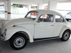Volkswagen, Fusca 1300-l-1978, Original E Único Proprietário