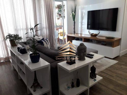 Imagem 1 de 30 de Apartamento Bosque Ventura Com 2 Dormitórios À Venda, 80 M² Por R$ 600.000 - Jardim Flor Da Montanha - Guarulhos/sp. - Ap1153