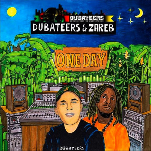 Zareb, The Dubateers - One Day (lp)