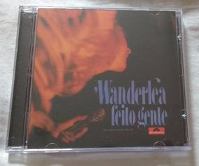Cd Wanderlea - Feito Gente 1975